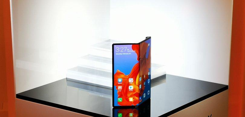 Huawei verschiebt Marktstart vom Falt-Smartphone Mate X erneut